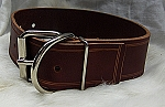 Bridle Leather Collar
